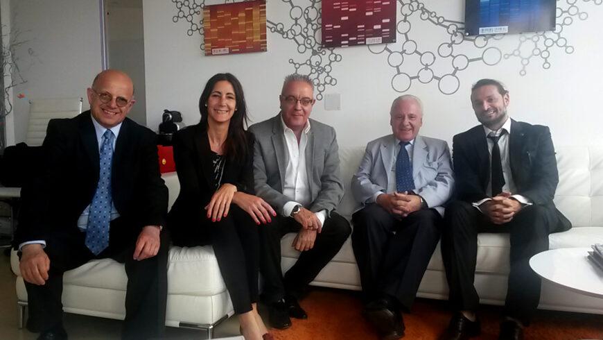 Recibimos para una entrevista al Dr. Mario Bruno