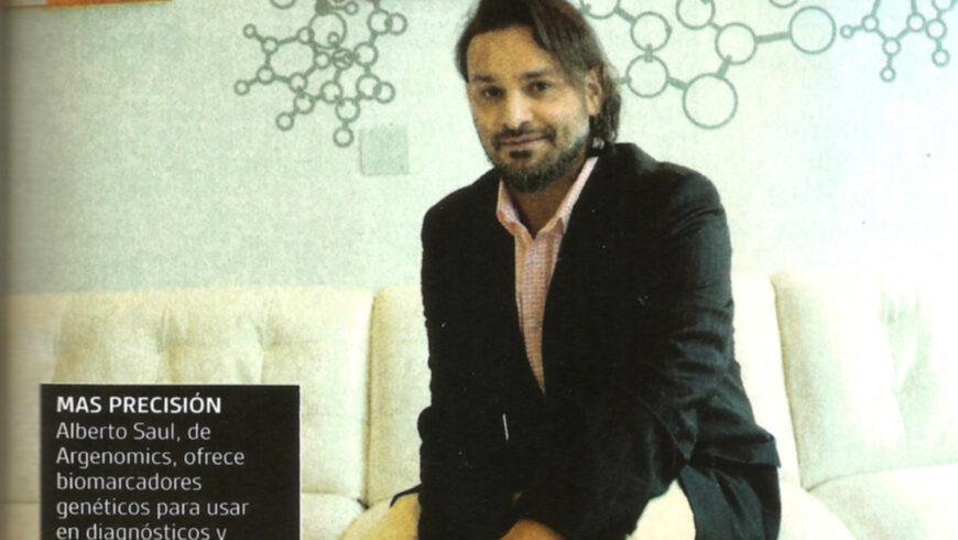 Argenomics en la Revista Pymes de Clarín